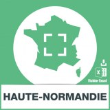 Base SMS sur la région Haute-Normandie
