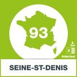 Base SMS Seine-Saint-Denis 93
