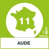 Base SMS département Aude 11
