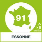 Base SMS département Essonne 91