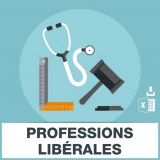 Base SMS professions libérales