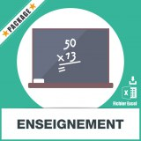 Base SMS enseignement