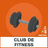 Base SMS clubs de forme et fitness