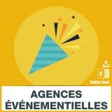 Base SMS agences de communication et événementielles