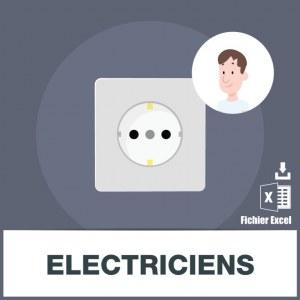 Base SMS électriciens