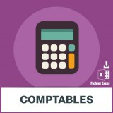 Base SMS comptables et experts comptables