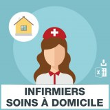 Base SMS infirmiers infirmières