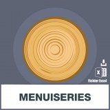 Base SMS menuisiers