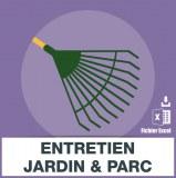Base SMS entretien jardins et parcs
