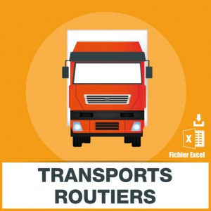 Base SMS transports routiers