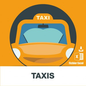 Base SMS des taxis